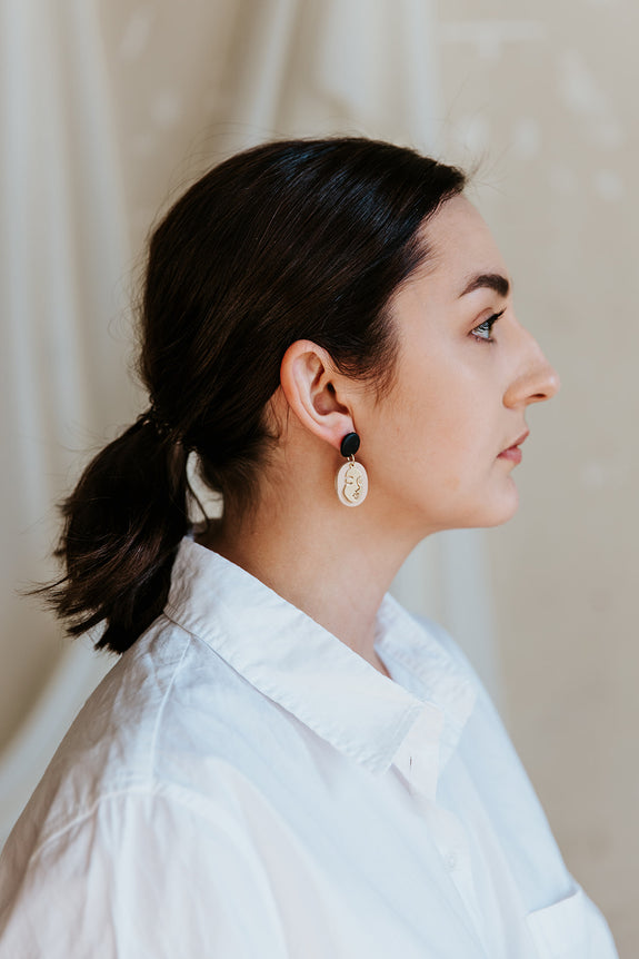 Her Earrings