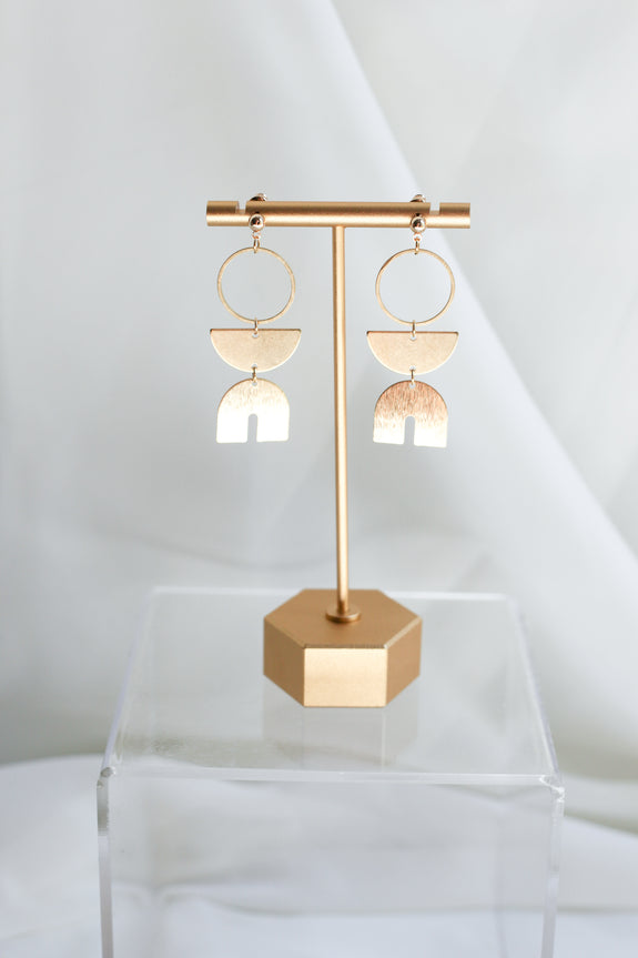 Golden Hour Earrings | 03