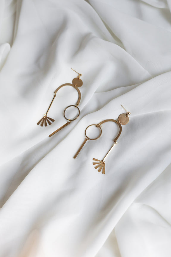 Golden Hour Earrings | 15