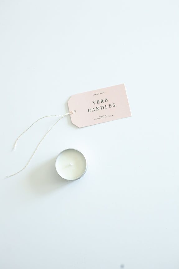Cherish Candle | Sample