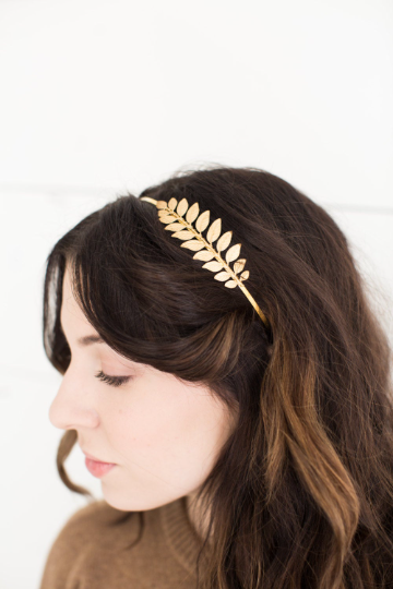 Gwyneth: Garland Headband