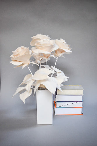 roses, white roses, rose bouquet, anniversary gift, mother's day gift, flowers, birthday gift, gift ideas, art, home decor, interior design, modern design, home fashion