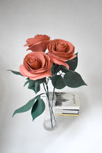 Load image into Gallery viewer, flowers, floral decor, tabletop decor, home accents, personalized gifts, birthday gift, housewarming gift, anniversary gifts, mothers day gift, roses, rose bouquets.