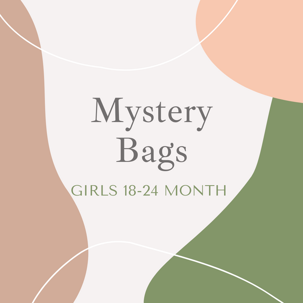 Mystery Bag Girls 18-24 month