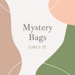 Mystery Bag Girls 2t