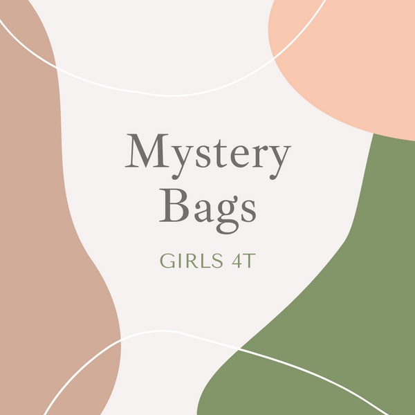 Mystery Bag Girls 4t
