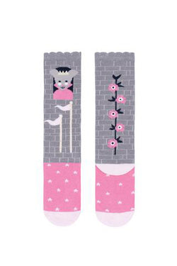 Princess Mouse Knee High Socks
