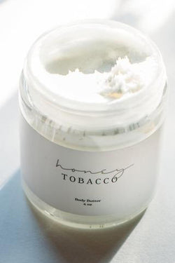 Honey Tobacco Body Butter
