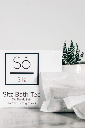 Sitz Bath Tea