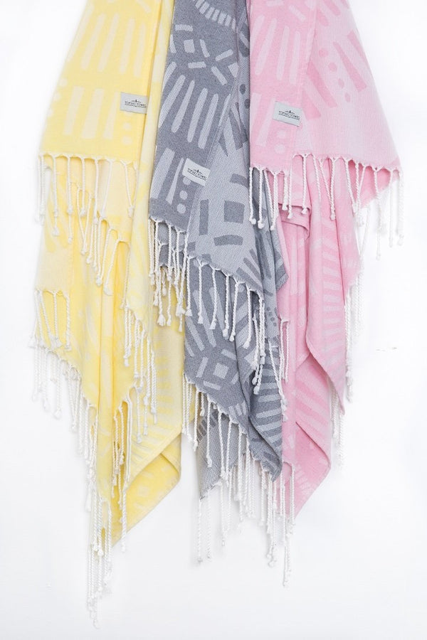 Arbutus Light Towel