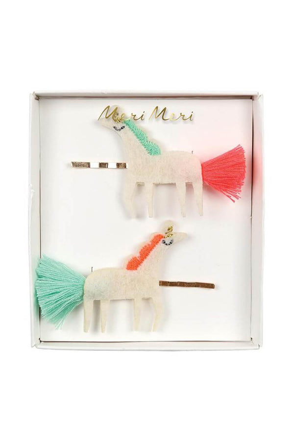 Unicorn with Tails Clips