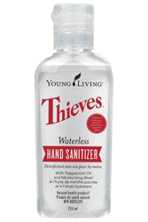 Thieves Waterless Hand Sanitizer