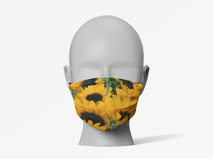 Branded/Printed Face Mask