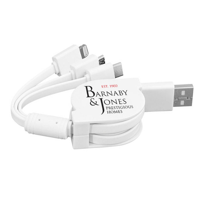 Sprint 3-In-1 USB Charging Cable