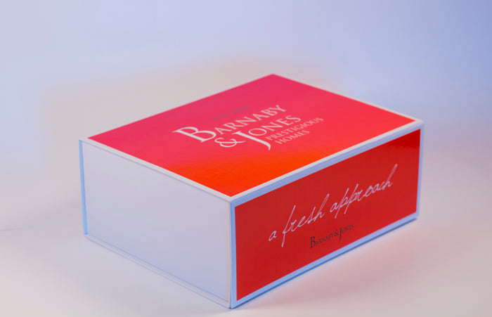 2 Panel Magnetic Closure Presentation Boxes - Available in 4 Sizes