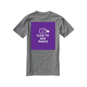Copy of Unisex Tshirt - Own Photo Upload Option