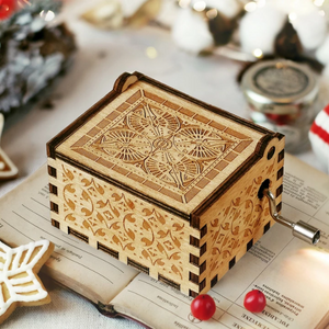 Customize Music Box - You Are Loved More Than You Know
