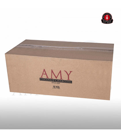 Amy Gold Coconut Charcoal 10KG