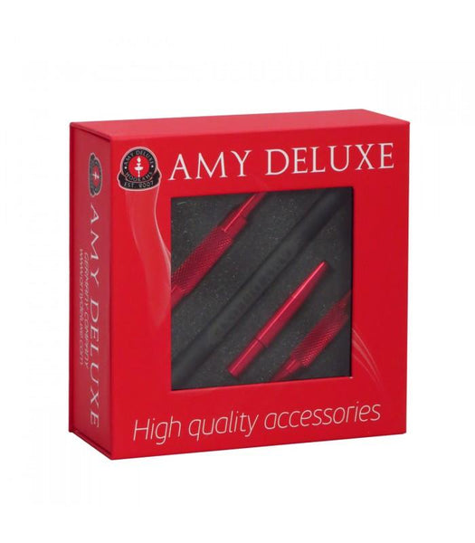 Amy Deluxe Silicone Hose With Handle