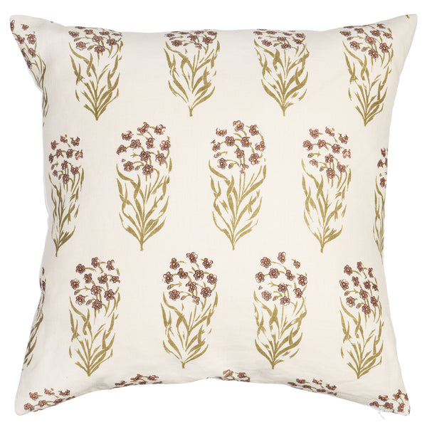 Lyra Linen Pillow by Shop Marissa Cramer