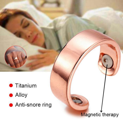 Anti Snoring Ring Anti Snore Device Stop Snoring Ultimate Snoring Solution
