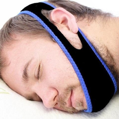Image of Anti Snore Chin Strap Anti Snore Device Snoring Solution