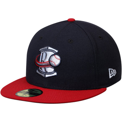 Rome Braves New Era Authentic Home 59FIFTY Fitted Hat