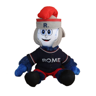 Rome Braves Roman Plush Doll
