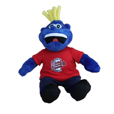 Rome Braves Romey Plush Doll