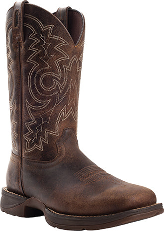 Mens Western Wellington Work Boot