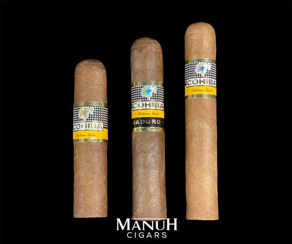 Cohiba sampling pack #1