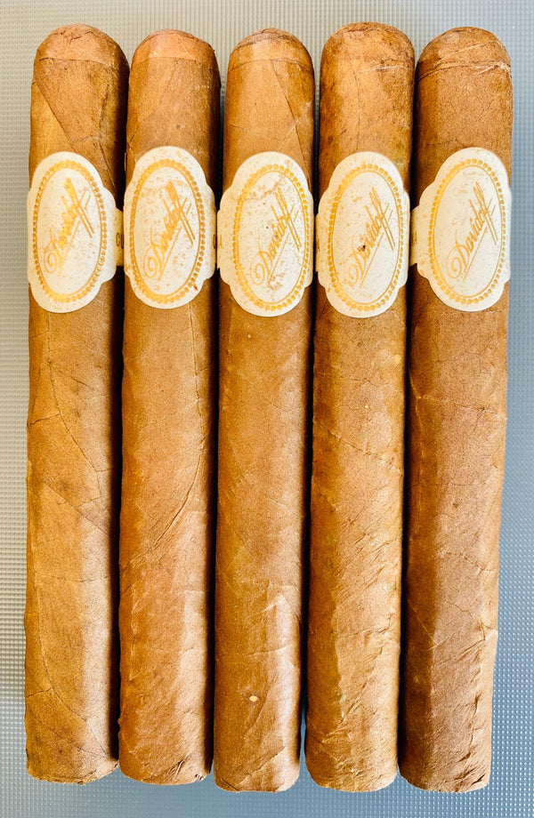 Cuban Davidoff Chateau Margaux early 80's