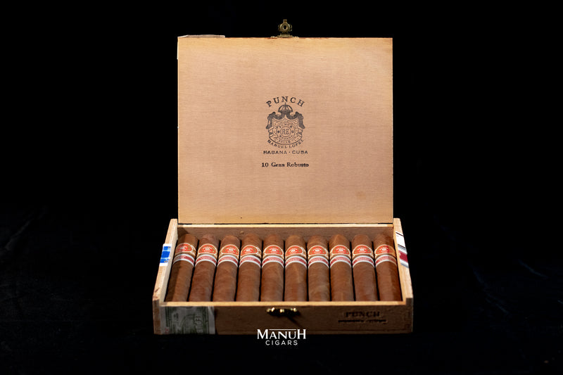 Punch Gran Robusto RE Spain 2009