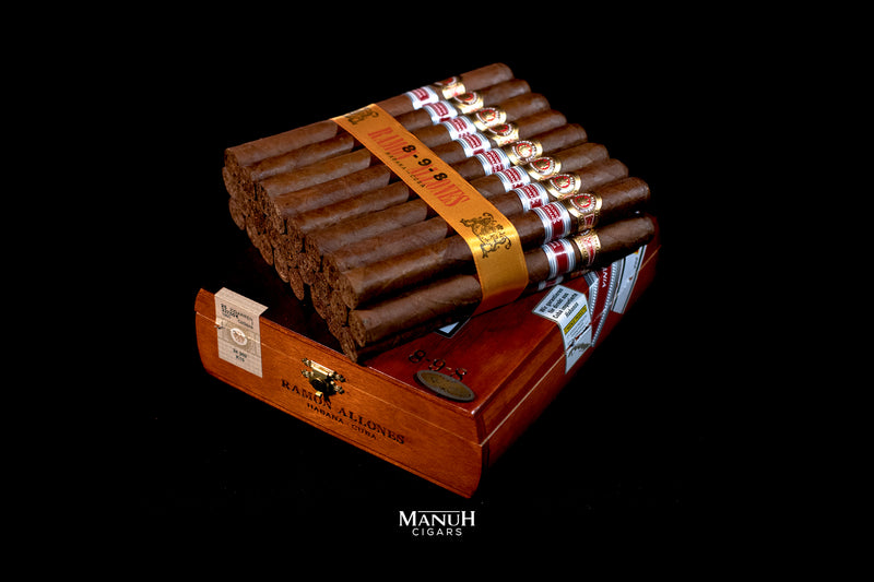 Ramon Allones 8-9-8 RE Alemania 2015