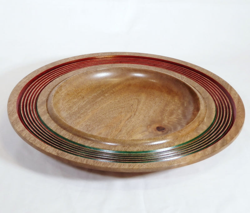 Platter Mango, Feature Rim
