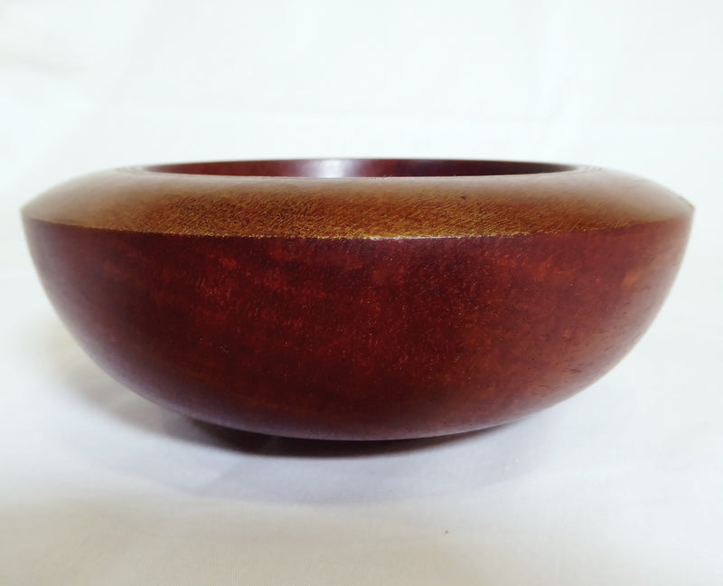 Bowl Bloodwood Burl
