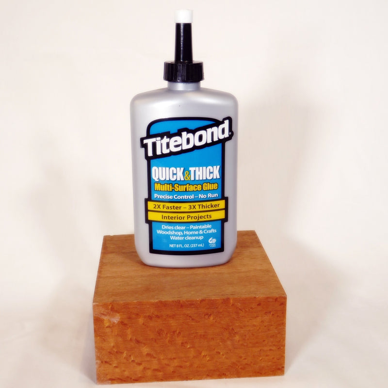Titebond Quick and Thick multi glue