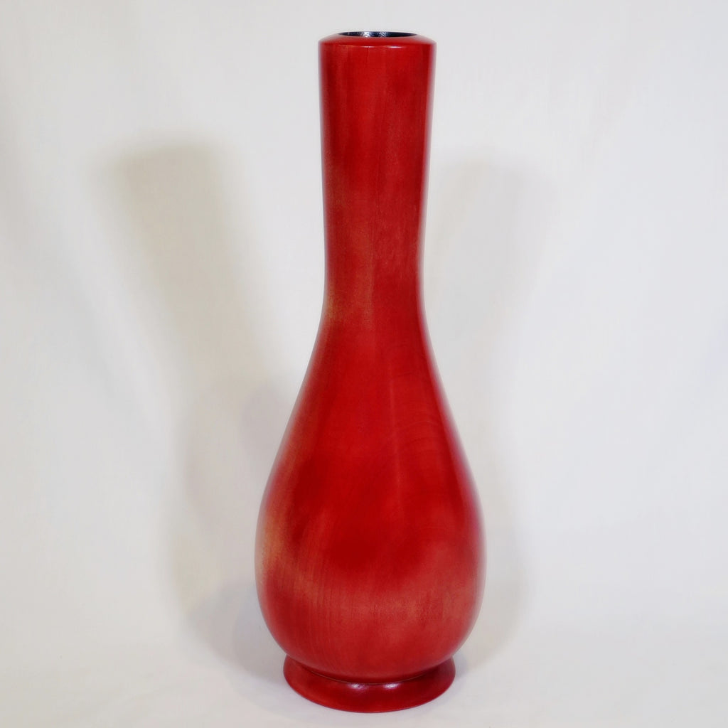 Vase QLD Maple, coloured