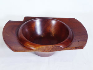 Bowl Square edge Red Cedar
