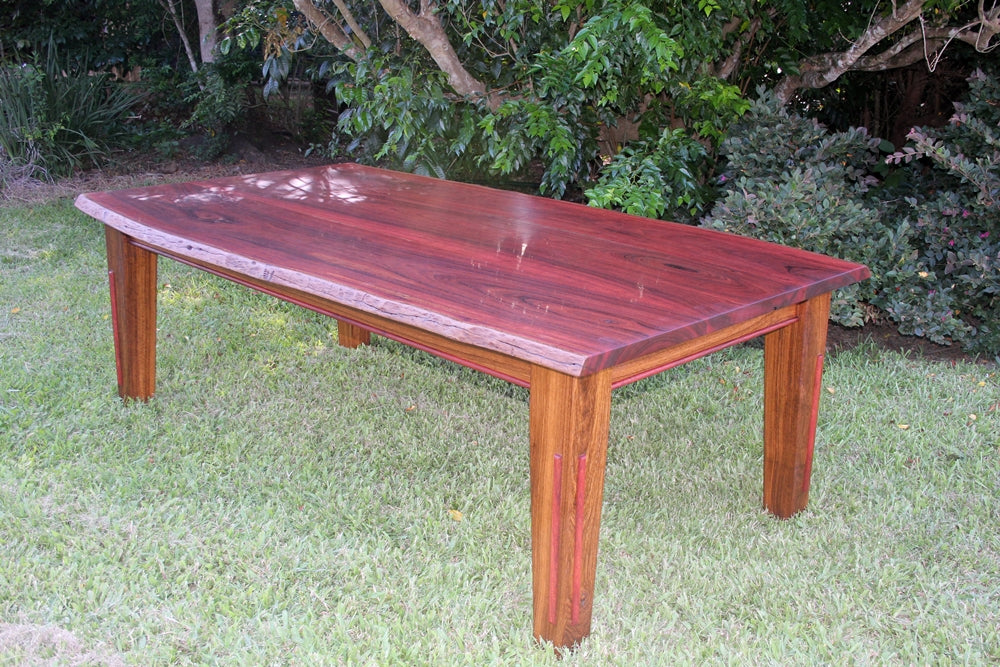 Dining table Bloodwood