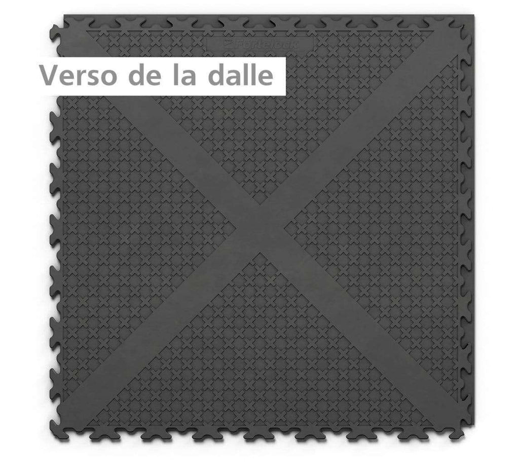 "DALLE PVC DECOR SURFACE ""PIERRE NATURELLE"" - PROMO-SOLS"