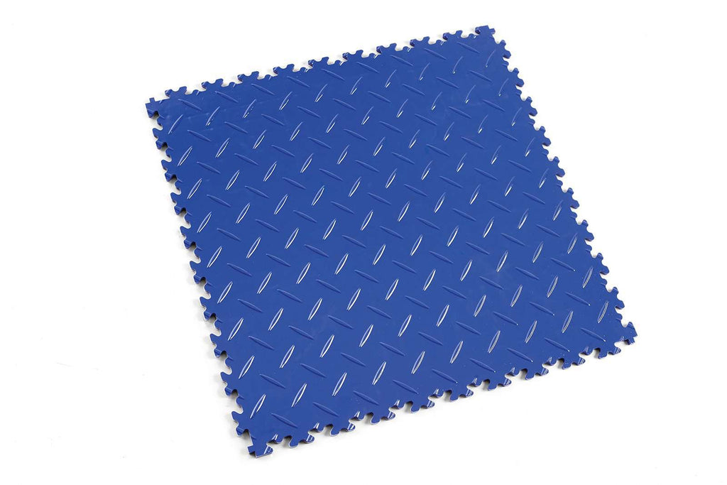 "DALLE PVC ""LIGHT"" DIAMANT BLEU - PROMO-SOLS"