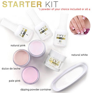 AVVA DIY Dip Powder Starter Kit