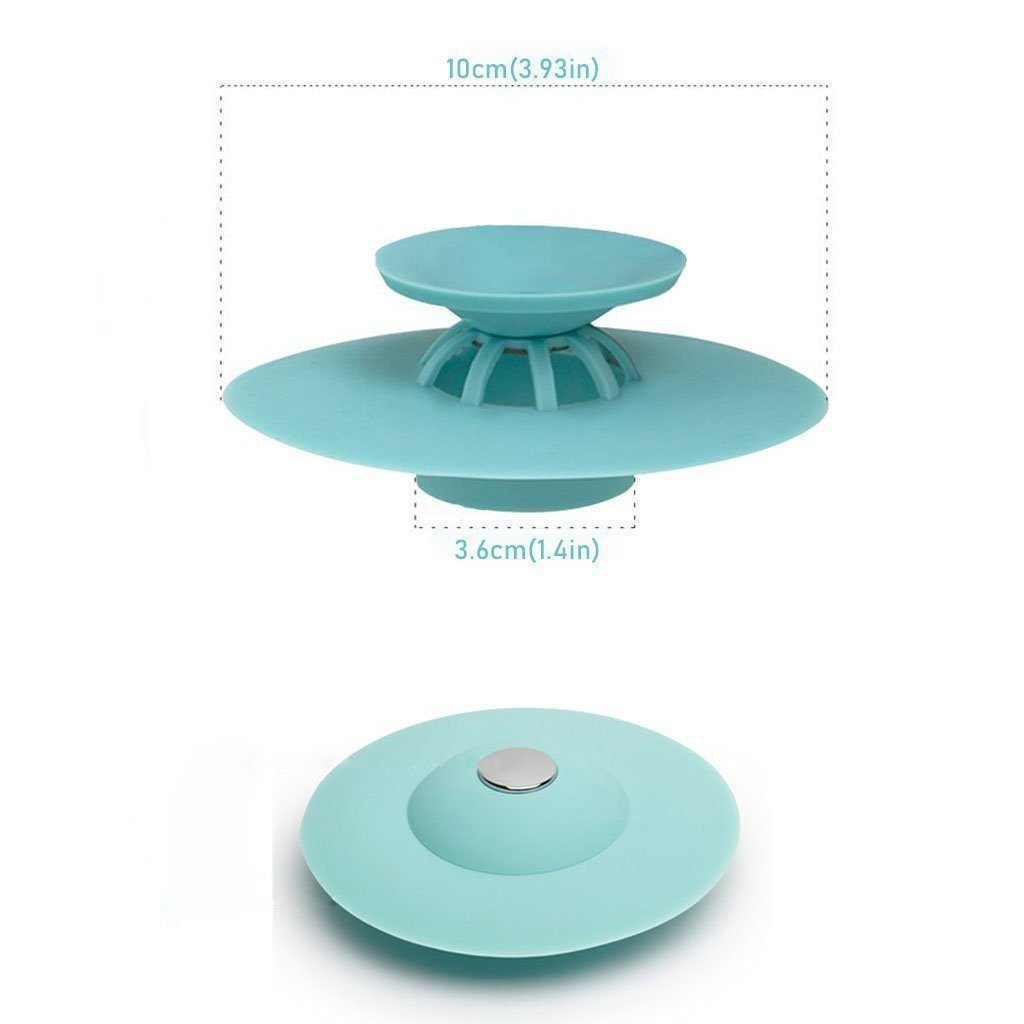 Silicone Sink Stopper