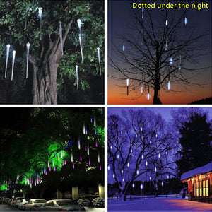 9.99 Only Today!!!Snow Fall LED Lights【Buy 5 PCS Get Free Shipping And Delivery Within 5days】