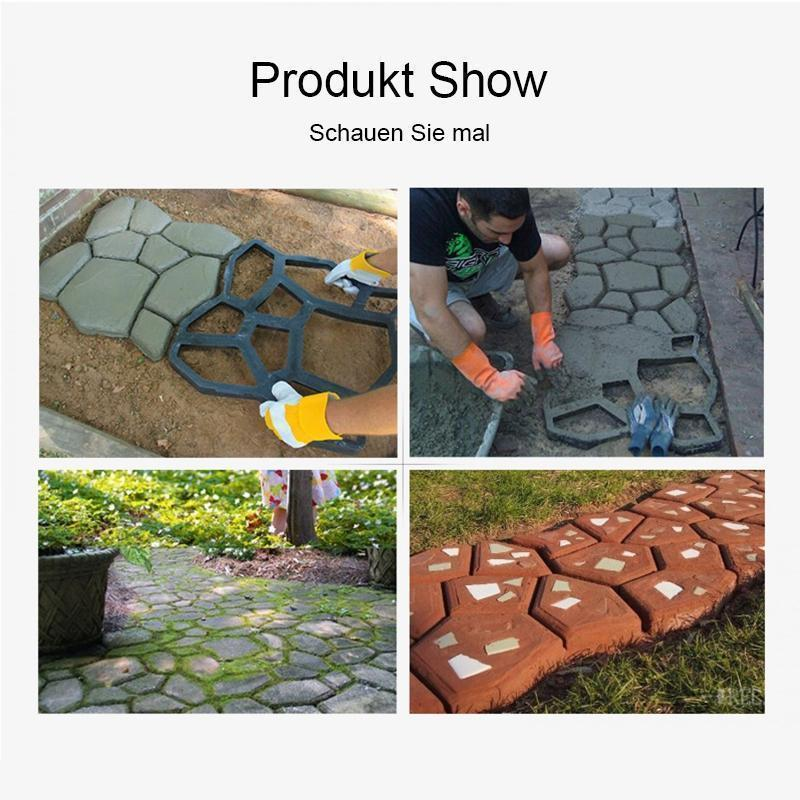 2020 Paving Mold - Easy Path & Patio Building Tool