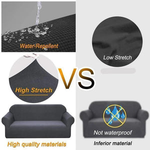 HIGH QUALITY STRETCHABLE ELASTIC SOFA COVER