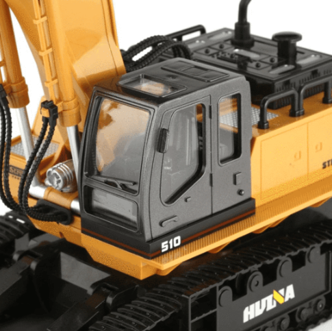 Construction Vehicles Model Toy | 2019 (RC) Excavator Toy | Kamory