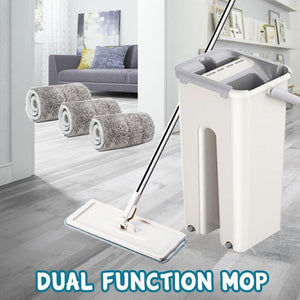 Dual Function Mop