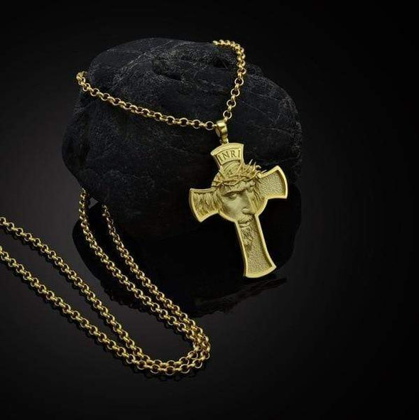 'Jesus Protect Me' Pendant Necklace - BUY ONE GIVE ONE TO A LOVED ONE SALE!